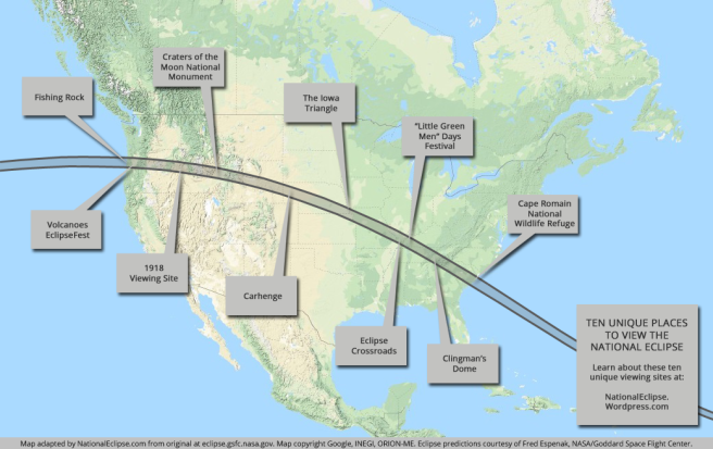 Ten Unique Places to View the National Eclipse   NATIONAL ... on statue of liberty national park map, idaho national parks map, idaho craters of the moon map, craters of the moon cave trail map, craters of the moon national history, craters of the moon park idaho, moon crater names map,
