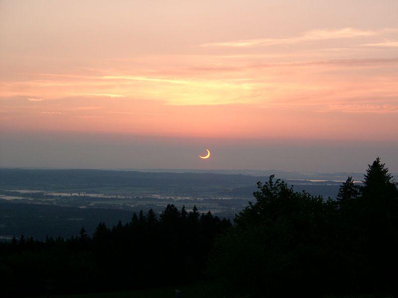 Sunrise Eclipse